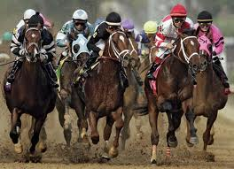 Kentucky Derby Horses Racing