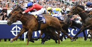 Epsom Races - The Derby Festival