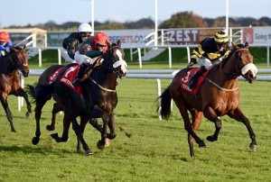 Horse Racing - BETFRED November Handicap Flat Meeting - Doncaster Racecourse